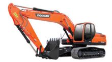 2017 DOOSAN DX 200A tracked exc