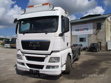 2008 MAN TGX 26.480 hook lift