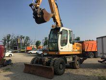 2012 LIEBHERR A900 wheel excava