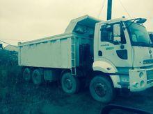 2012 FORD CARGO 4135D dump truc