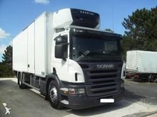 SCANIA P refrigerated truck