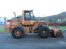 Used 1993 CASE 721 w