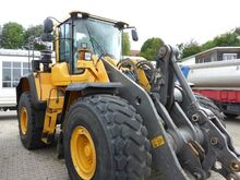 2013 VOLVO L 180 G wheel loader