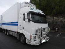 2011 VOLVO FH480 refrigerated t