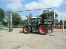 TRACTOR aquaduct wheel tractor