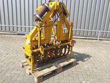 RUMPSTAD RTS200 field roller