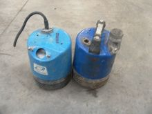 Used SUBMERSIBLE mot