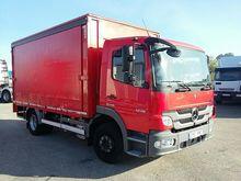 2012 MERCEDES-BENZ 1218 L truck