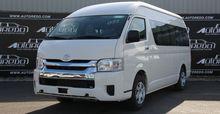 TOYOTA Hiace passenger van
