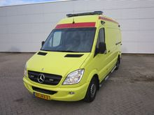 2009 MERCEDES-BENZ Sprinter 318