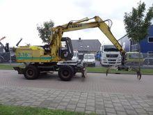 BENATI 3.16 wheel excavator