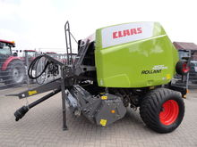 Used 2013 CLAAS 455