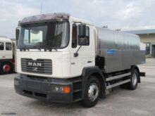 2000 MAN 19.314 tank truck