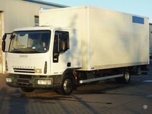 2007 IVECO 80E18 isothermal tru