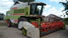 Used 1996 CLAAS Mega