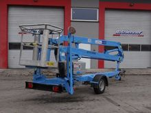 2007 Sky High 1500 articulated