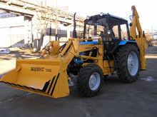 2013 BOREX 2206 backhoe loader