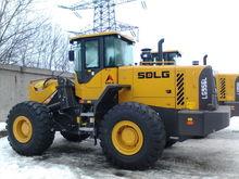 2017 SDLG LG956 wheel loader