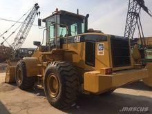 2013 CATERPILLAR 966G wheel loa
