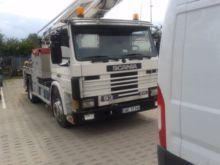 1990 SCANIA G 93 M bucket truck