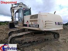 2007 TEREX TC260 tracked excava