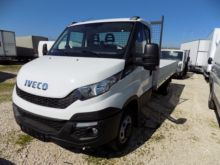 2016 IVECO Daily 35C17 Fahrgest