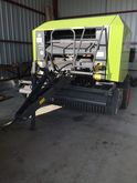 2010 CLAAS rollant 350 rc round