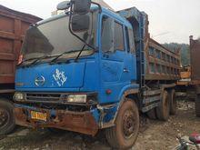 2010 HINO CF250 dump truck