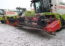 Used 2005 CLAAS Geri