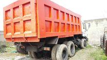 Used 2008 ISUZU dump