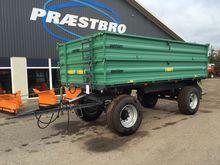 Oehler ZDK-140 tipper trailer