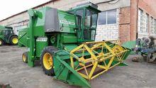 1978 VOLVO s830 combine-harvest