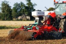 UNIA ARES XL field roller