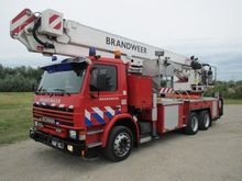 1996 SCANIA P113 H Bronto Skyli