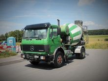 1989 MERCEDES-BENZ 1630 concret