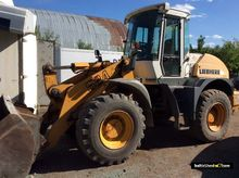 2003 LIEBHERR L524 wheel loader