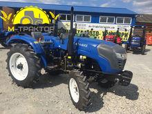 2016 DTZ 4244 nh mini tractor