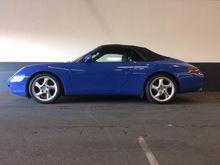 2001 Porsche 911 996 Cabrio onl