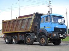 2010 URAL 6563 dump truck