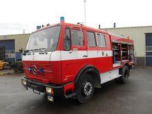 1978 MERCEDES-BENZ 1017 Firetru