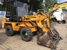 2005 AHLMANN AS 4 wheel loader