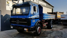 1980 MERCEDES-BENZ 1626 tipper