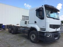 2009 RENAULT Premium chassis tr