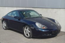 1999 Porsche 911 passenger van