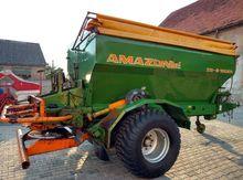 Used 2008 AMAZONE ZG
