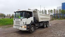 1998 SCANIA P114 dump truck