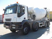 2008 IVECO Trakker AD340T41B co