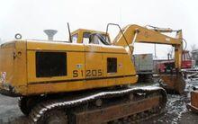 2006 EXCAVATOR hidraulic pe sen