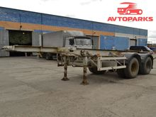 2006 MTM-933060 container chass