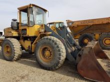 VOLVO L70C wheel loader for par